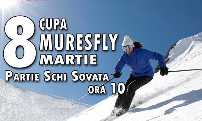 concurs, ski, Sovata, martie, parapanta, speedfly, pilot, scoala, speedride, parapanta