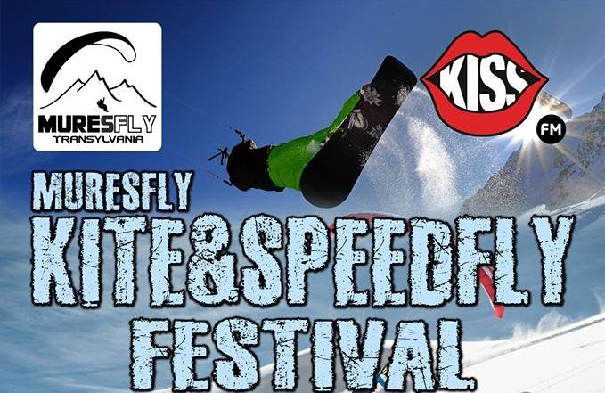 festival, speedfly, speedride, parapanta, zapada, Mures, concurs