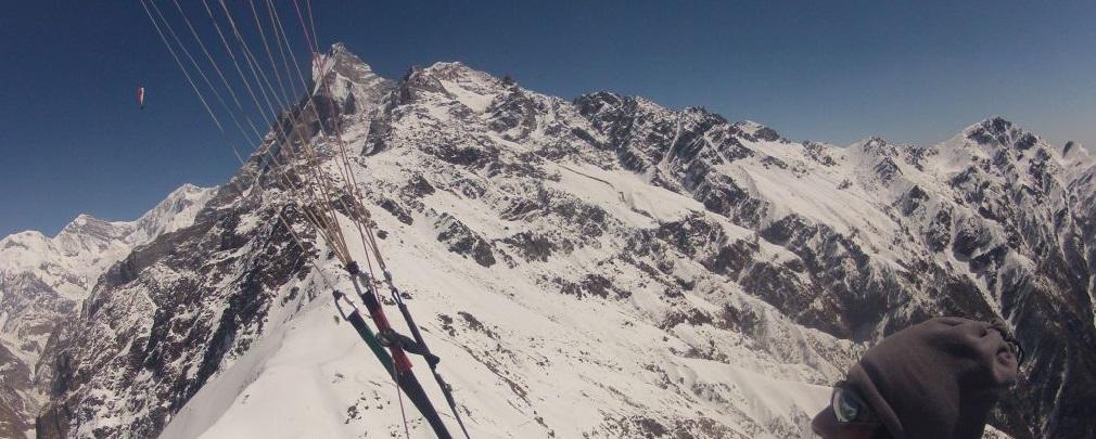 paragliding, school, adventure, flying, Nepal, Himalaya, altitude, adrenaline