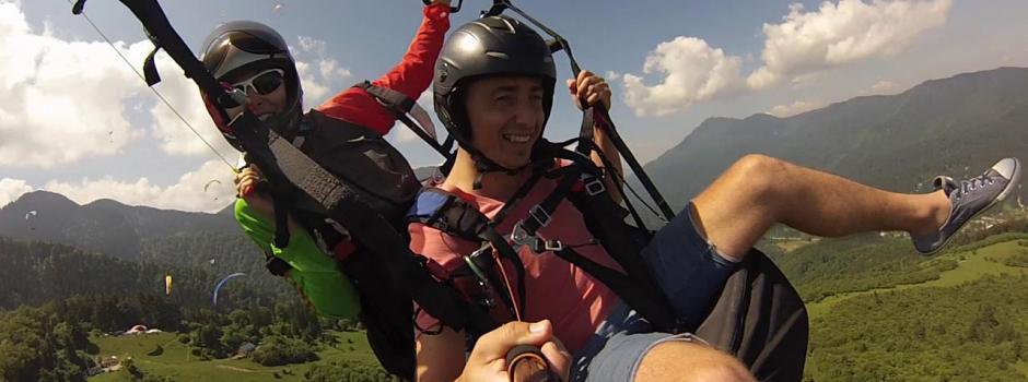 zbor, tandem, pasager, parapanta, aventura, adrenalina, scoala, Mures, Brasov