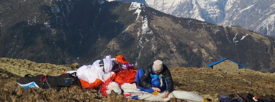 parapanta, tandem, pilot, zbor, Nepal,Himalaya,XC, scoala