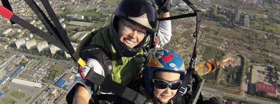 parapanta, zbor, scoala, instructor, mures, Targu-Mures, aventura