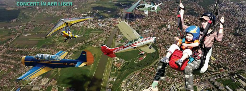 parapanta, tandem, pilot, zbor, Mures, scoala, aventura, adrenalina, festival